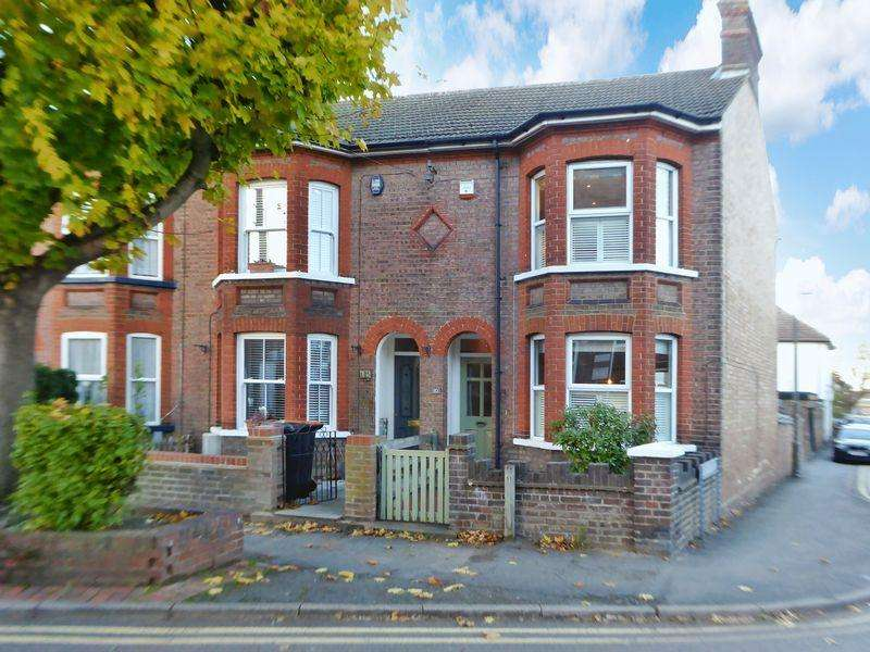 3 Bedrooms End Of Terrace House for sale in Princes Street, Dunstable