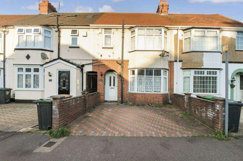 3 Bedrooms Terraced House for sale in 3/4 Bedroom family home