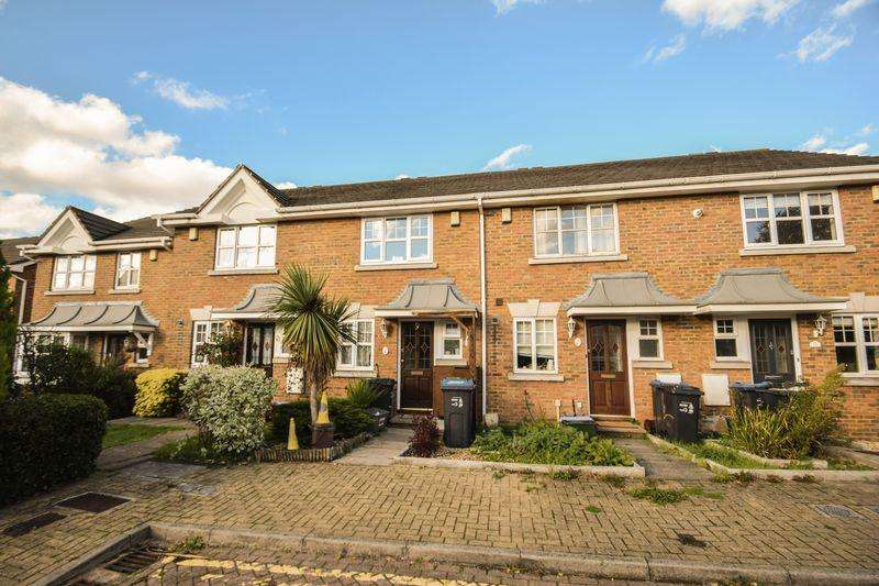 2 Bedrooms Terraced House for sale in Sunlight Close