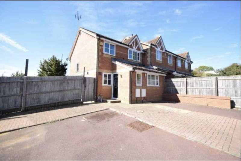 3 Bedrooms End Of Terrace House for sale in Lovegrove Drive, Slough