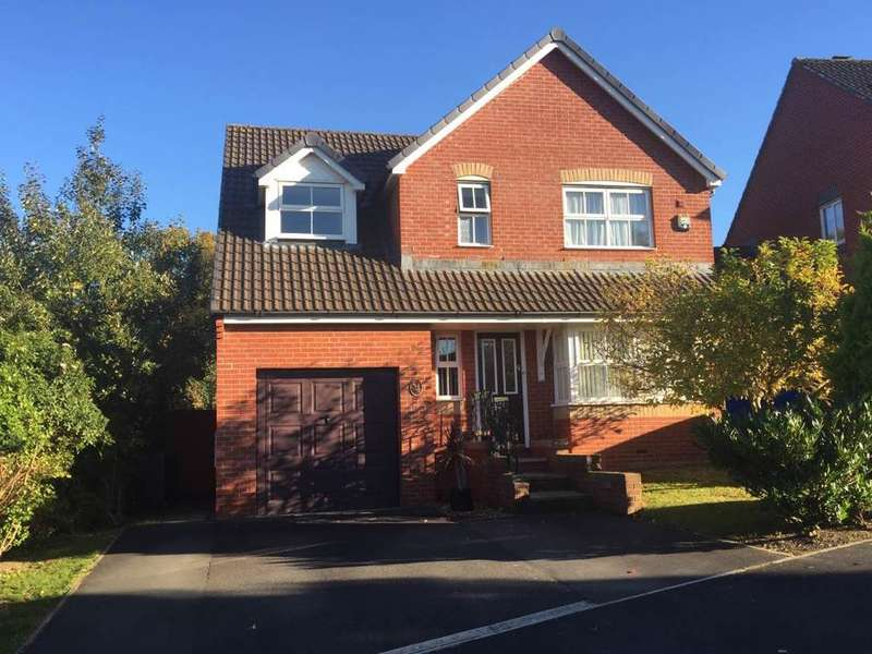 4 Bedrooms Detached House for sale in Newport, Barnstaple