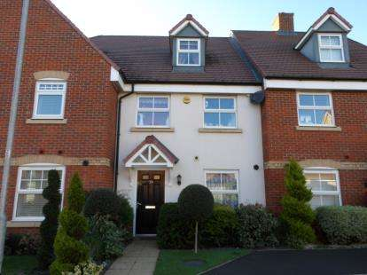 3 Bedrooms Terraced House for sale in Erlensee Way, Biggleswade, Bedfordshire