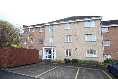 2 Bedrooms Flat for sale in Townhead Gardens, Kilmarnock, East Ayrshire