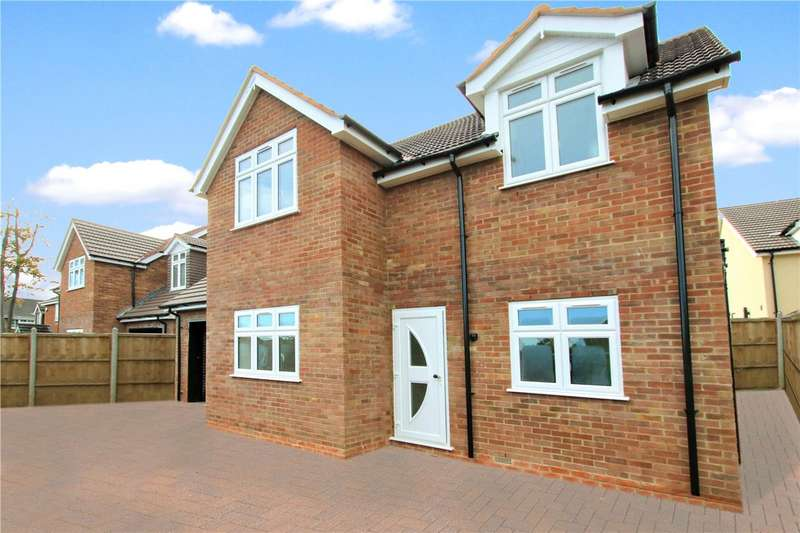 3 Bedrooms Detached House for sale in Lowfield Road, Caversham, Reading, Berkshire, RG4