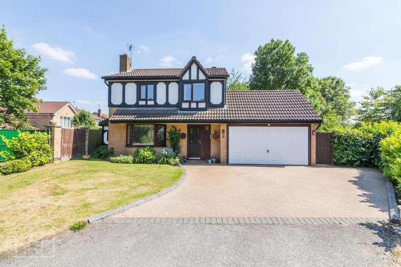 4 Bedrooms Detached House for sale in Ozier Holt, Colwick, Nottingham