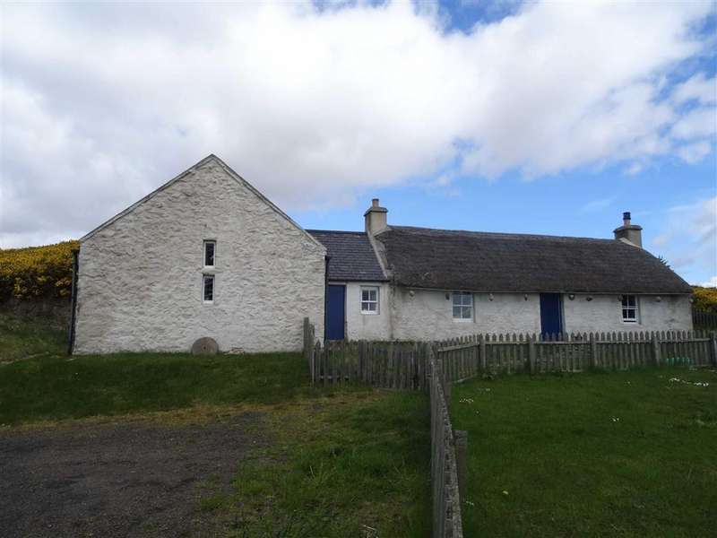 2 Bedrooms Cottage House for sale in Gartymore, Helmsdale, Sutherland