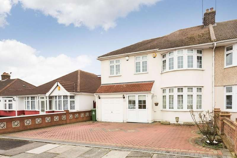 4 Bedrooms Semi Detached House for sale in Rydal Drive, Bexleyheath, Kent