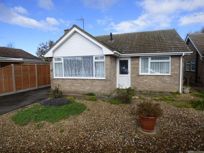 2 Bedrooms Detached Bungalow for sale in Primrose Crescent, Pinchbeck