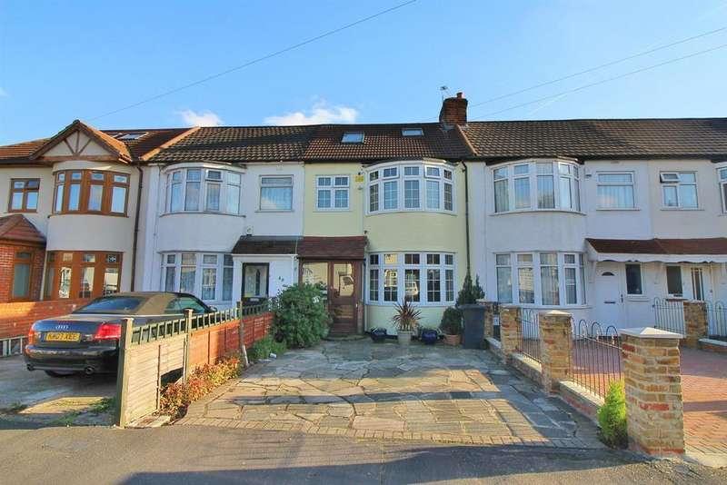 4 Bedrooms House for sale in Hedworth Avenue, Waltham Cross, Herts EN8