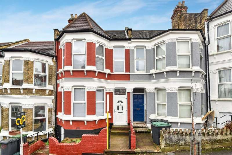 4 Bedrooms Terraced House for sale in Allison Road, Harringay, London, N8