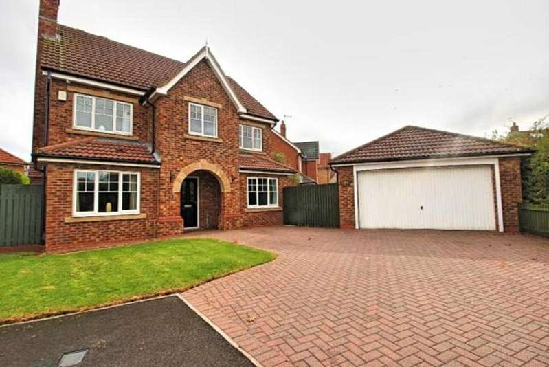 5 Bedrooms Detached House for sale in Deepdene Grove