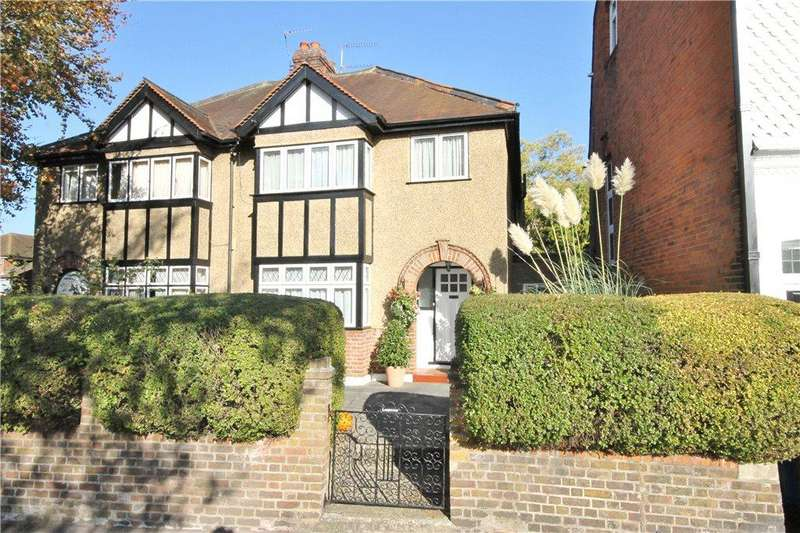 3 Bedrooms Semi Detached House for sale in The Green, Datchet, Berkshire, SL3