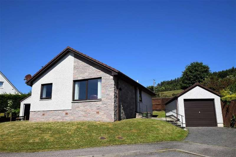2 Bedrooms Detached Bungalow for sale in Feddon Hill, Fortrose, Ross-shire