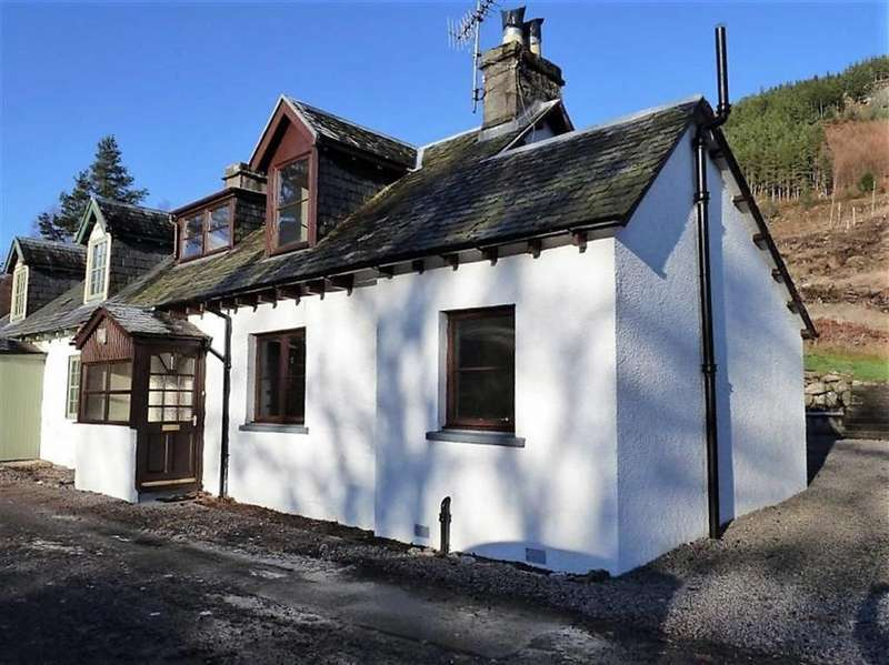3 Bedrooms Cottage House for sale in Strathconon, Muir Of Ord, Ross-shire