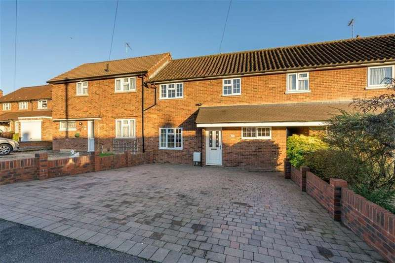 2 Bedrooms Terraced House for sale in Creighton Avenue, St Albans, Hertfordshire