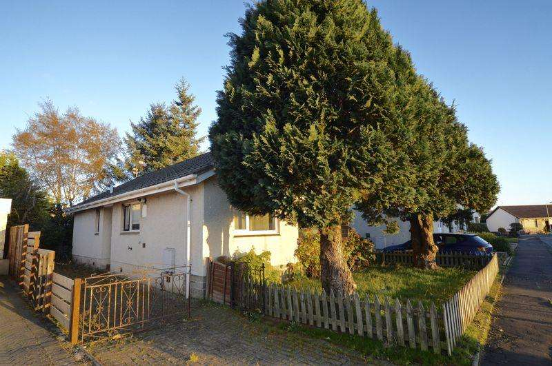 3 Bedrooms Detached Bungalow for sale in Connell Crescent, Mauchline
