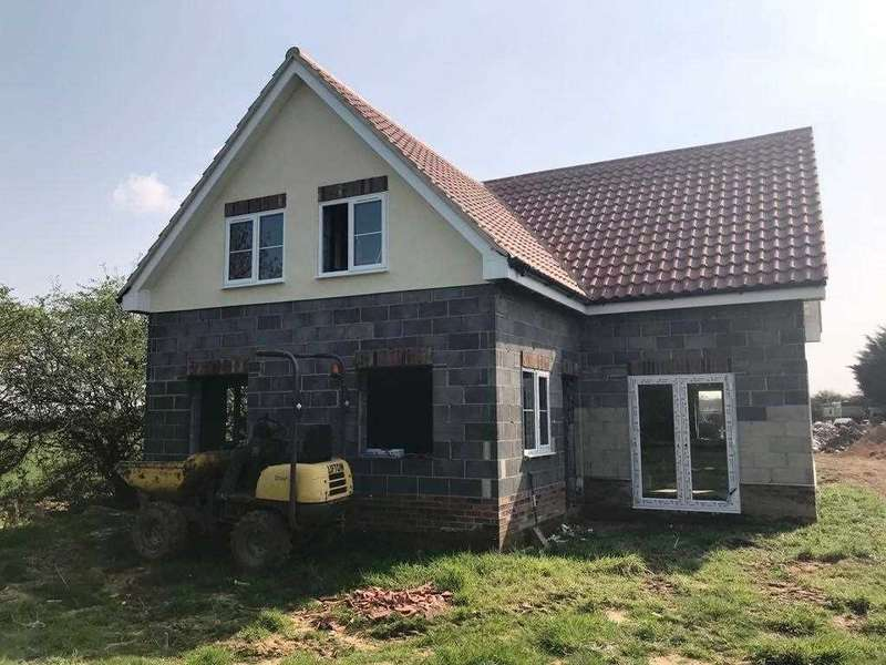 4 Bedrooms House for sale in New Build, Back Road, Kirton