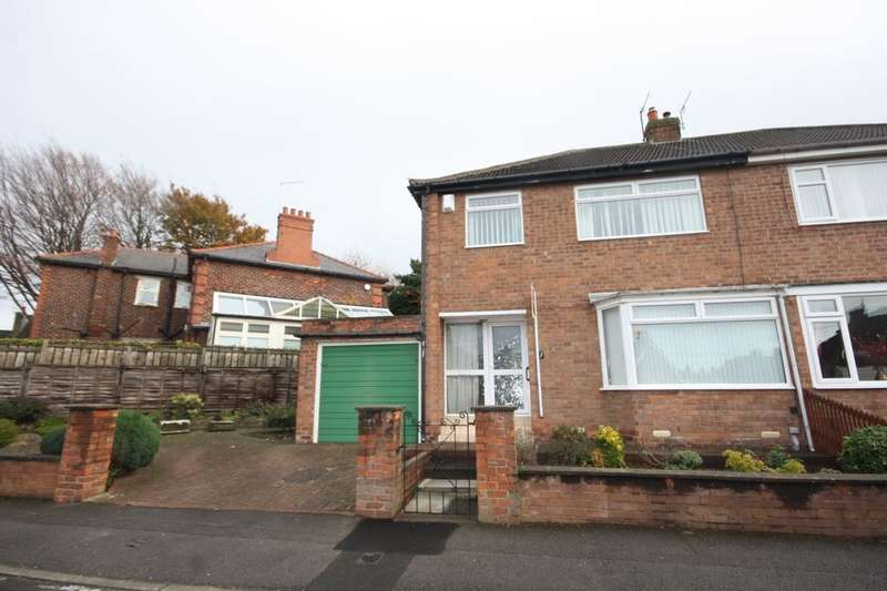 3 Bedrooms Semi Detached House for sale in Priory Close, Guisborough, TS14