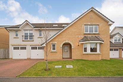 5 Bedrooms Detached House for sale in Fitzroy Grove, Jackton
