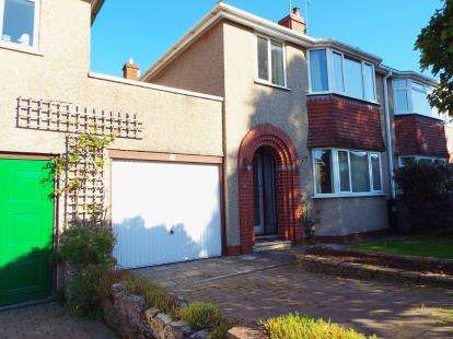 3 Bedrooms Semi Detached House for sale in Fouracre Crescent, Bristol, Somerset
