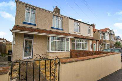 4 Bedrooms Semi Detached House for sale in Keys Avenue, Horfield, Bristol