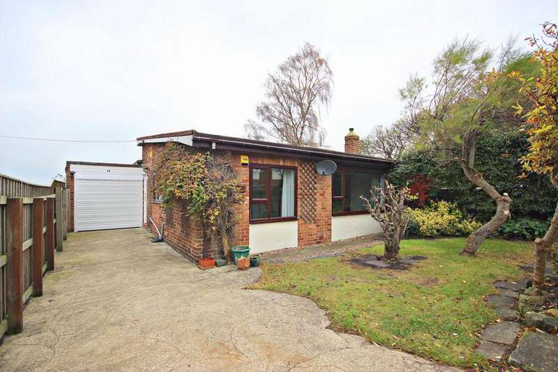 2 Bedrooms Detached Bungalow for sale in St. Johns Place, Birtley, Chester Le Street