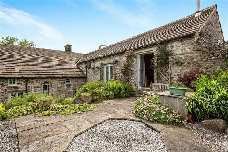 4 Bedrooms Link Detached House for sale in Scarsdale House Farm, Litton Village, Derbyshire, SK17