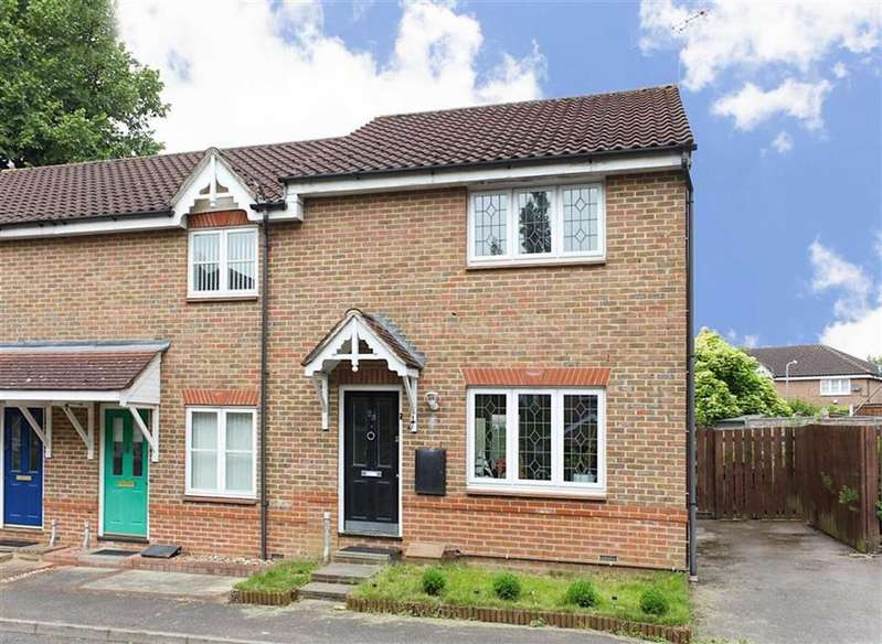 3 Bedrooms End Of Terrace House for sale in School House Gardens, Loughton, Essex