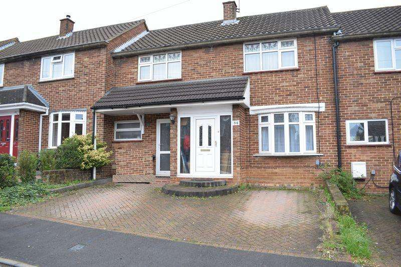 3 Bedrooms Terraced House for sale in The Hoo, Old Harlow