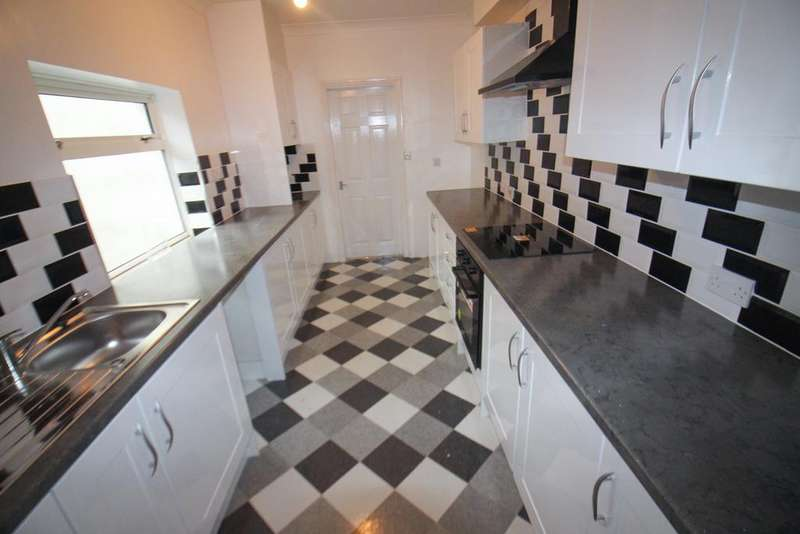 4 Bedrooms End Of Terrace House for sale in Egglestone Terrace, Thornaby TS18
