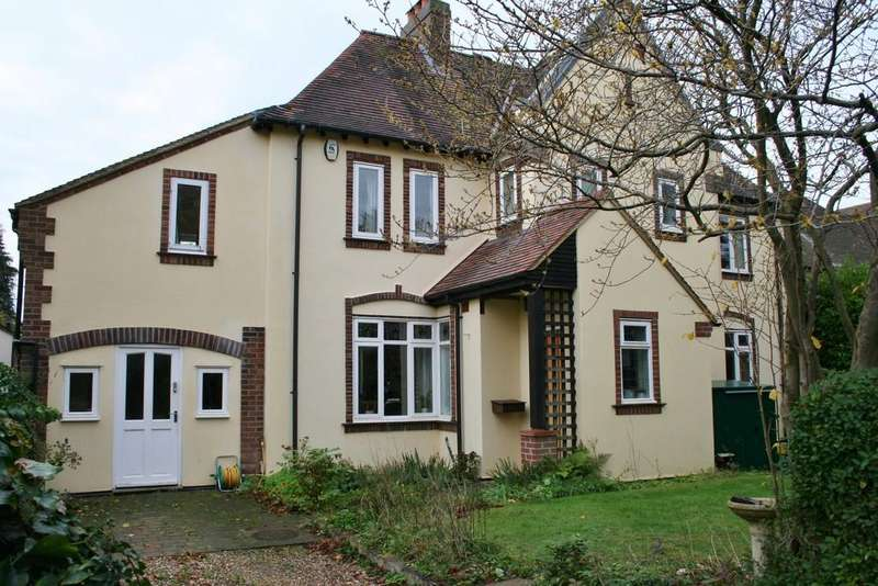 5 Bedrooms Detached House for sale in BRANKSOME ROAD NORWICH