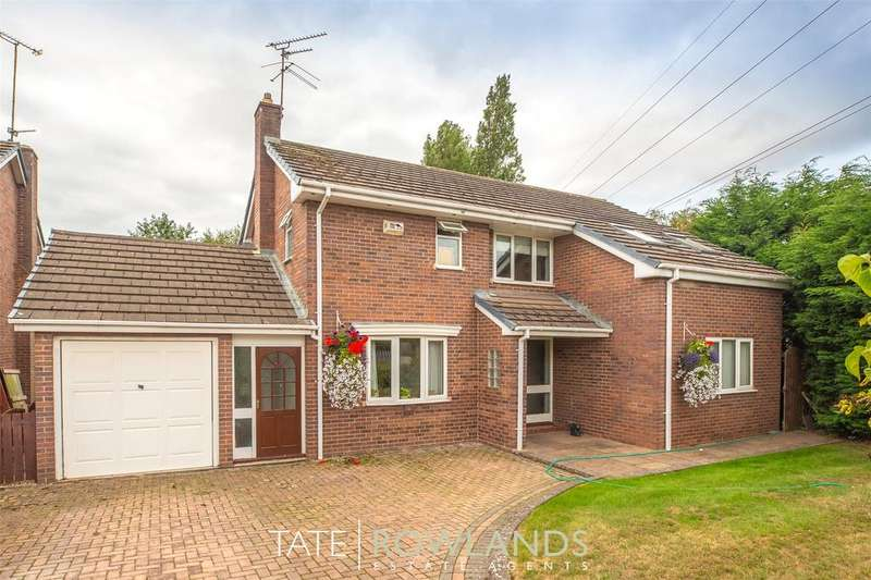 4 Bedrooms Detached House for sale in Level Road, Hawarden, Deeside, CH5