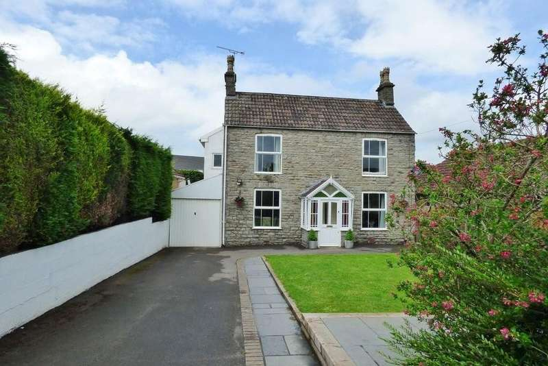 4 Bedrooms Detached House for sale in Badminton Road, Coalpit Heath