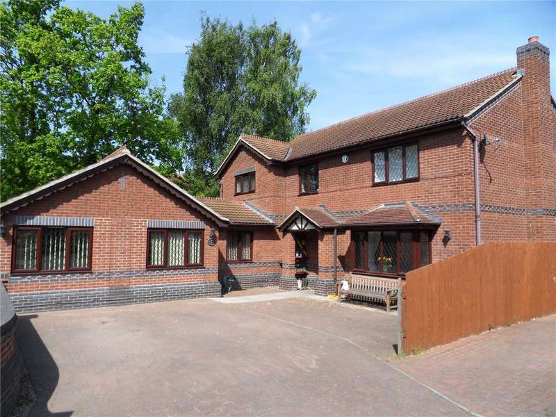 5 Bedrooms Detached House for sale in Orchard Park, Coddington, Newark, NG24