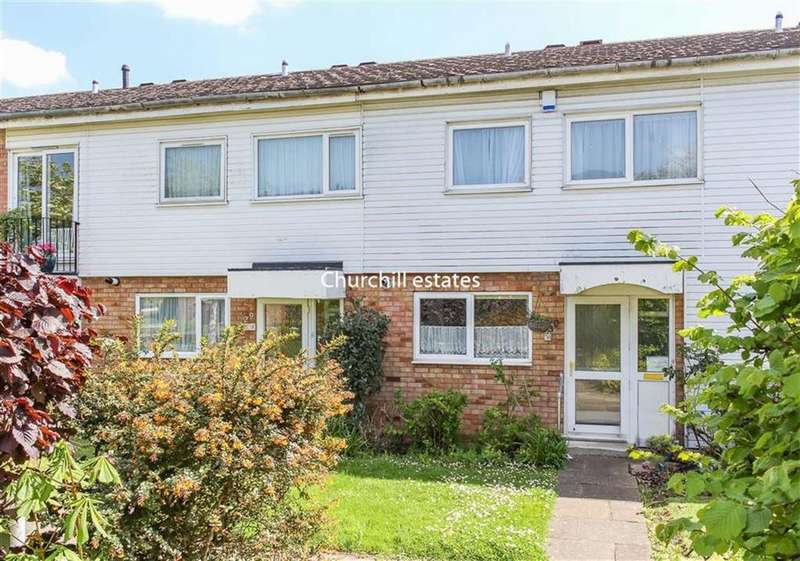 3 Bedrooms Terraced House for sale in Kings Park Court, South Woodford