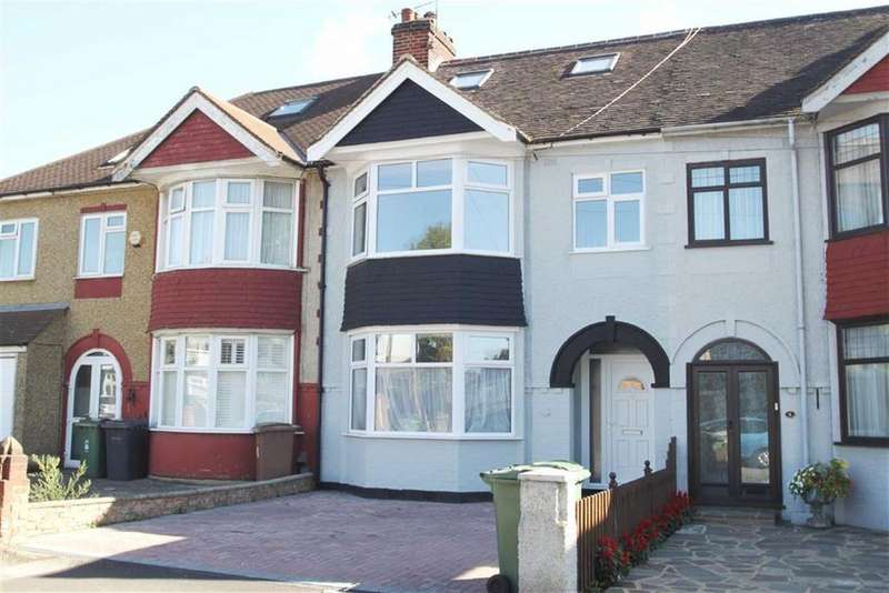 4 Bedrooms Terraced House for sale in Hurst Avenue, Chingford