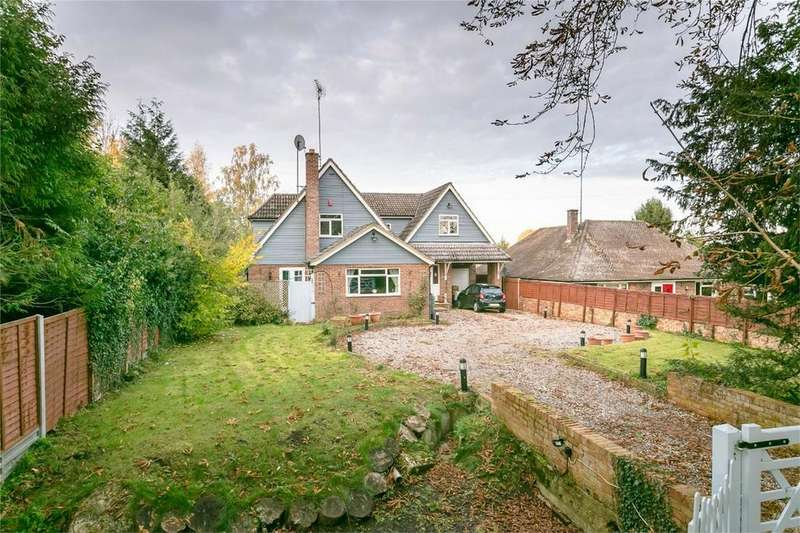 4 Bedrooms Detached House for sale in Station Road, MUCH HADHAM, Hertfordshire