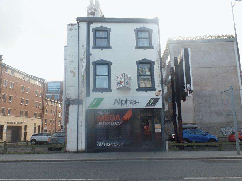 10 Bedrooms Block Of Apartments Flat for sale in Daley House, 64 Tithebarn Street, Liverpool