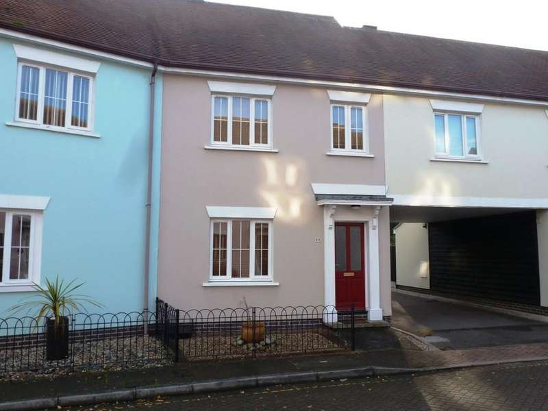 3 Bedrooms End Of Terrace House for sale in Gate Street Mews, Maldon