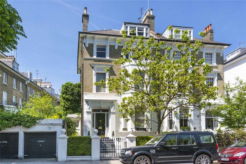 5 Bedrooms End Of Terrace House for sale in Tregunter Road, London, SW10