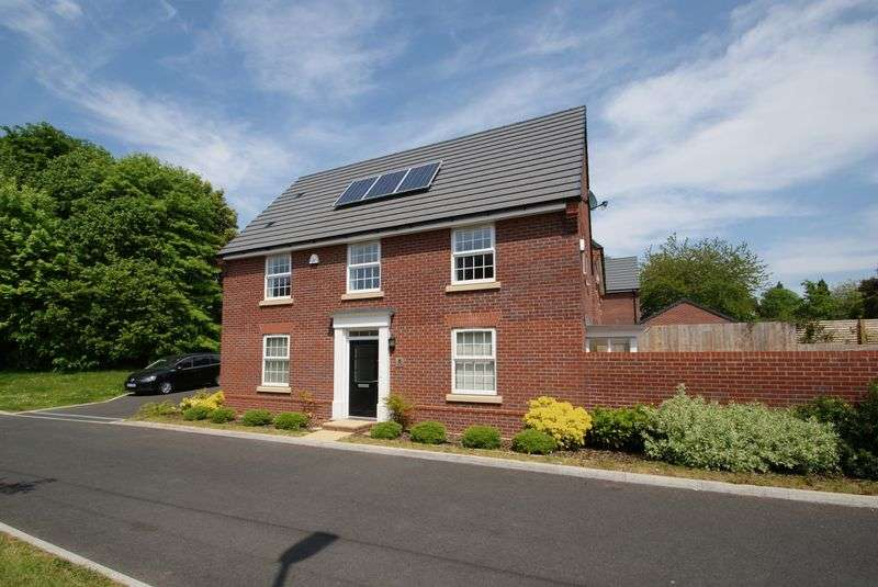 4 Bedrooms Property for sale in Veysey Close, Exeter