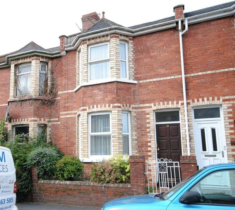 3 Bedrooms Property for sale in Ladysmith Road, Exeter
