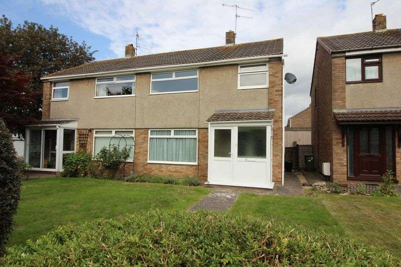 3 Bedrooms Property for sale in Brendon Gardens, Nailsea