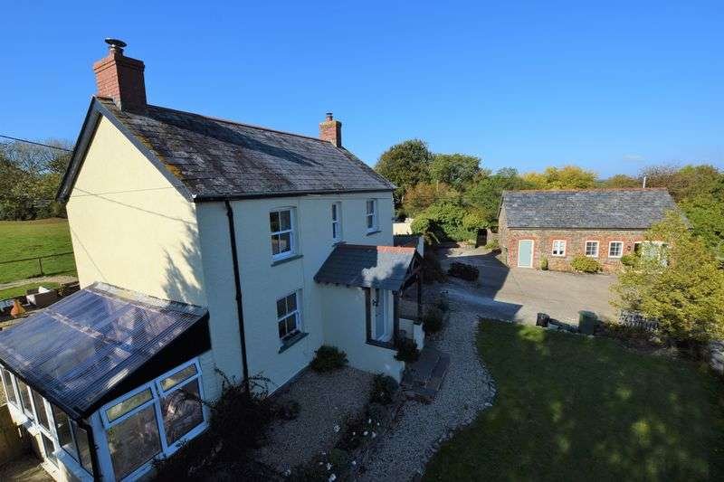 5 Bedrooms Property for sale in Ashwater, Beaworthy