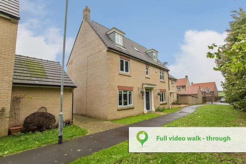5 Bedrooms Property for sale in Badger Walk, Crewkerne