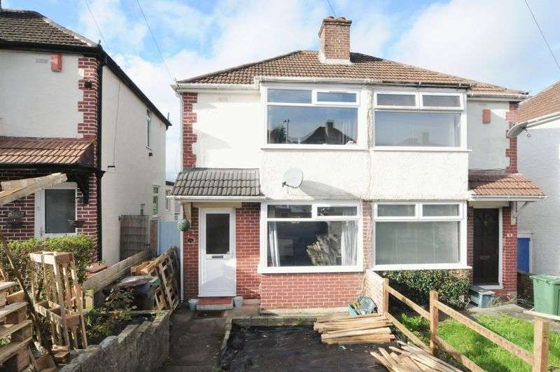 2 Bedrooms Property for sale in Ferrers Road St Budeaux, Plymouth