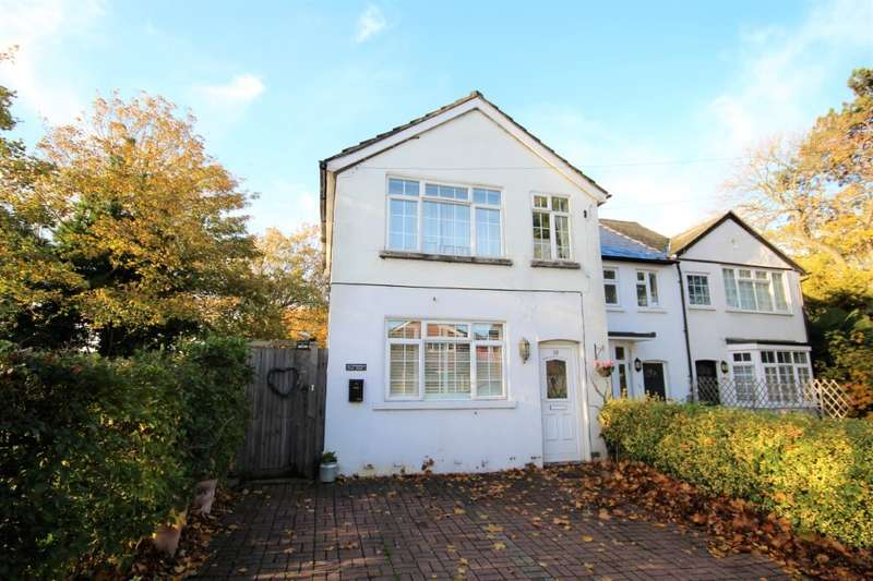 1 Bedroom Flat for sale in Waltham Road, Twyford, Reading, RG10