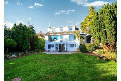 4 Bedrooms Detached House for sale in Babbacombe, Torquay, Devon