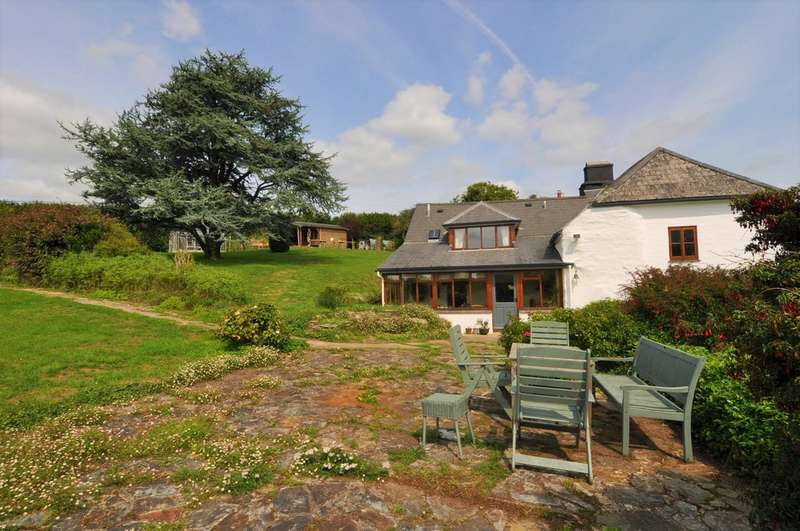 4 Bedrooms House for sale in Shearlangstone, Modbury, South Devon