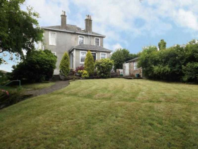 2 Bedrooms Apartment Flat for sale in Glenpatrick Road, Elderslie
